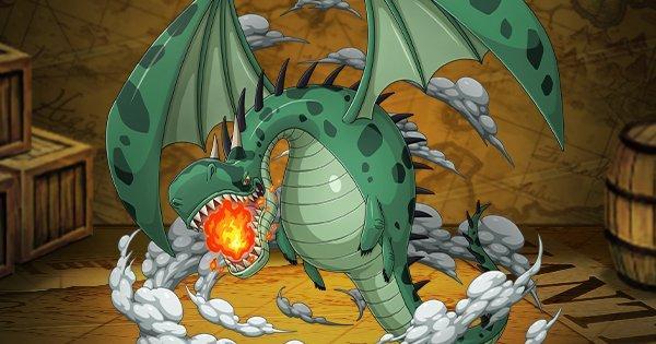 小型ドラゴンの評価