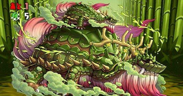 木の戦武龍(超地獄級ノーコン攻略と安定周回|ガンゾ