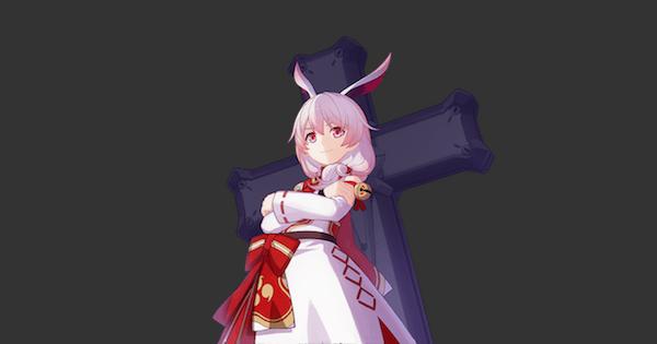 テレサ(桜火輪舞曲)の評価   おすすめ武器・聖痕