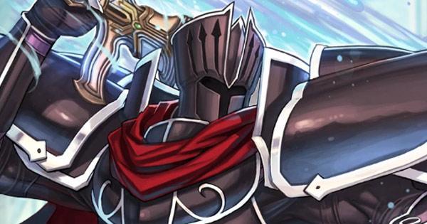 漆黒の騎士の評価!個体値とおすすめスキル継承