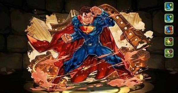 スーパーマンの評価と使い道 ジャスティスリーグコラボ