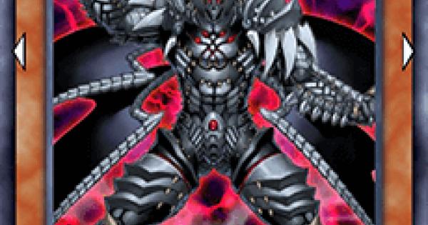 漆黒の魔王LV8の評価と入手方法