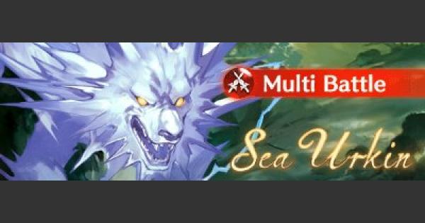 雷(サンダー)/水(ウォーティ)攻略マルチVH/EX/EX+