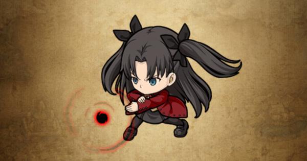 遠坂凛【Fate】の評価と強い点