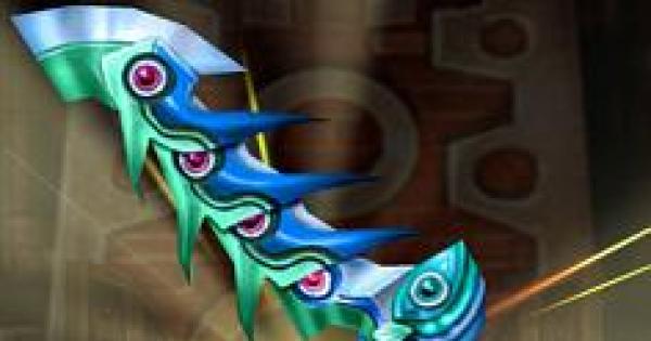ブレードシャーク/お魚剣の評価と性能