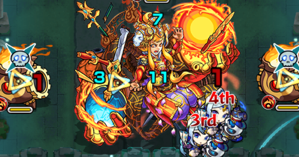 ガラゴーラ攻略【2】と適正キャラランキング|神獣の聖域