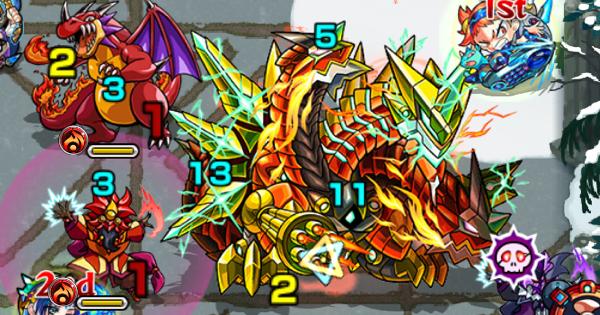 ゲルナンド【1】攻略と適正ランキング|神獣の聖域