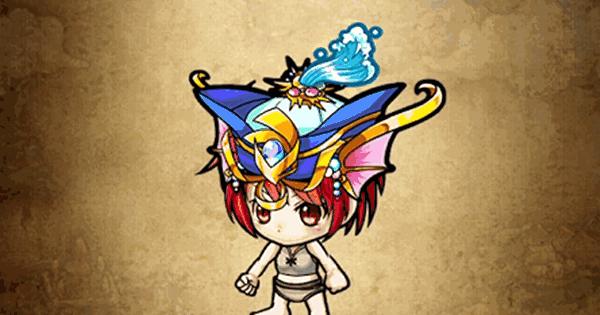 水聖の宝霊帽の性能と入手方法