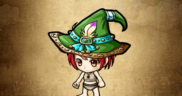 魔道士の帽子・森の性能と入手方法