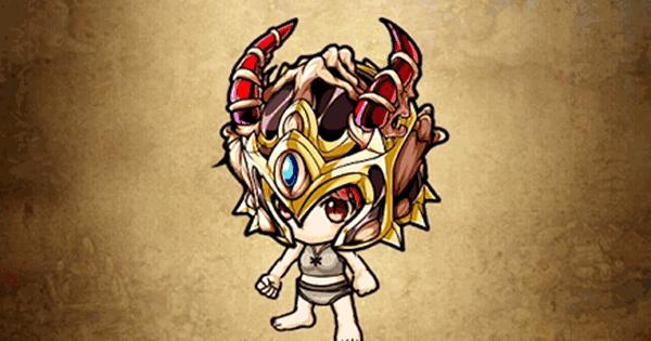 神如魔の焔堕兜の性能と入手方法