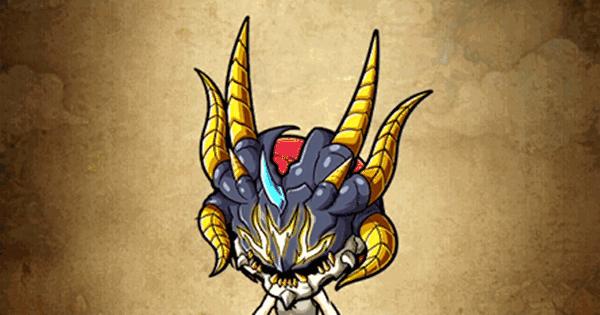 雷神王の鬼面の性能と入手方法