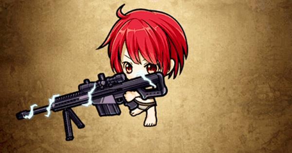 御坂妹の狙撃銃の性能と入手方法