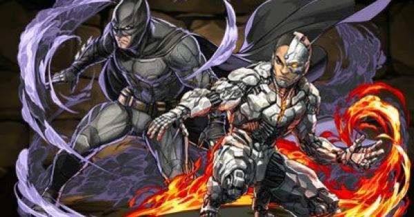 バットマン&サイボーグ評価と使い道|ジャスティスリーグコラボ