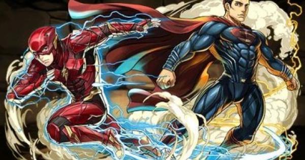 スーパーマン&フラッシュの評価と使い道|ジャスティスリーグ