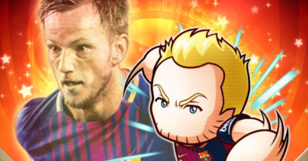 ラキティッチの評価とイベント|FCバルセロナコラボ