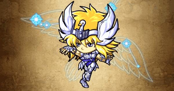 白鳥星座の氷河青銅聖衣の評価と強い点