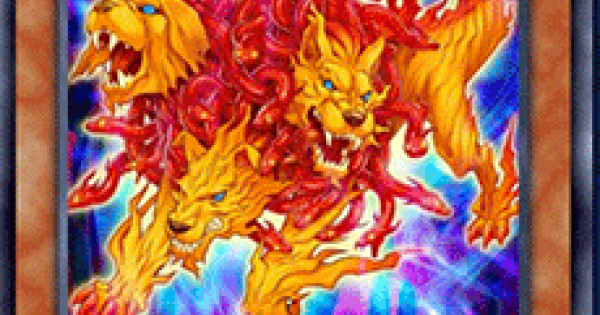 陽炎獣サーベラスの評価と入手方法