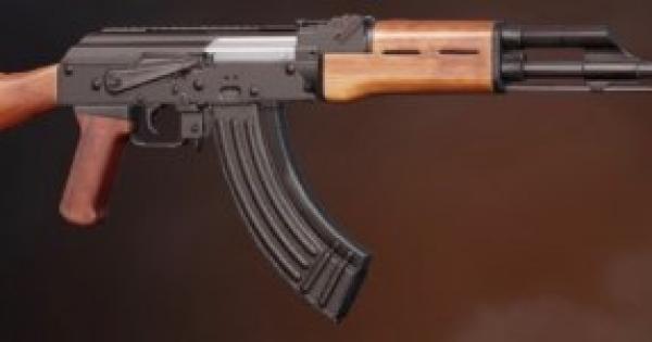 AK-47の評価とタイプ別おすすめカスタム!