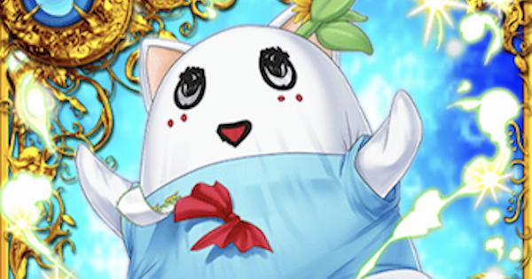 白い猫の妖精 ふにゃっしー(ふなふにゃな冒険なっしー!)の評