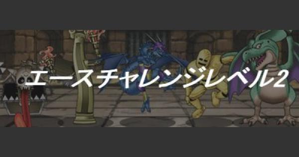 エースチャレンジレベル2 悪魔縛り&7ターン攻略!