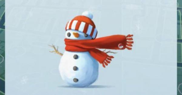 東京で初雪!?どのポケモンが出現しやすい?