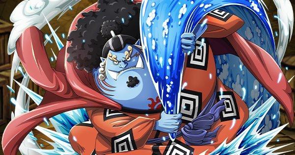 王下七武海ジンベエの評価