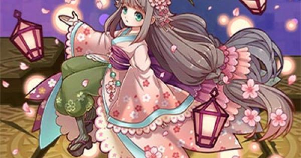 桜姫の評価とスキル性能