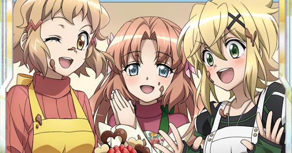 チョコケーキ大作戦の評価 | メモリアカード