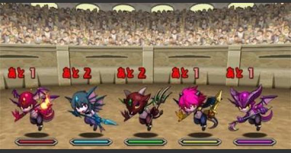 チャレンジダンジョンレベル4攻略(第32回)ノーコンパーティ