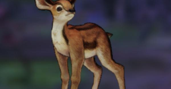 バンビの評価とスキル/装備