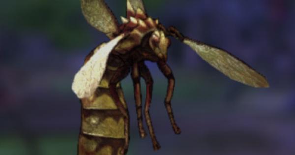 ハチの評価とスキル/装備