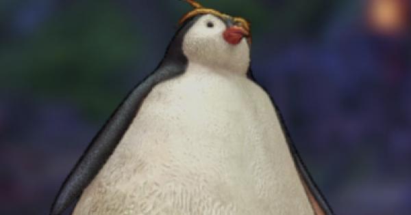 コウテイペンギンの評価とスキル/装備