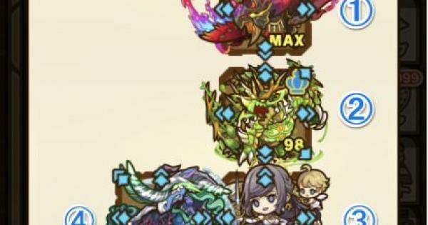 【神】幻惑の魔域(イブリース)攻略のおすすめモンスター