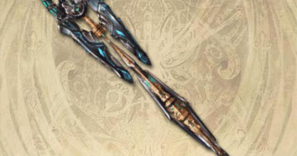 セフィラの翠杖の評価