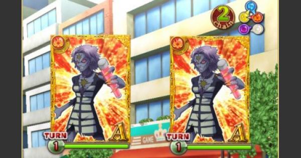セーラームーン2匹の黒猫ハード中級攻略&デッキ構成