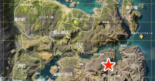 甘の滝マップ攻略