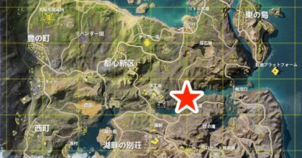 河辺の集落マップ攻略