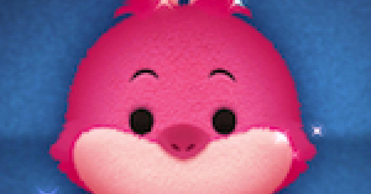 ピンクの鼻 スコア