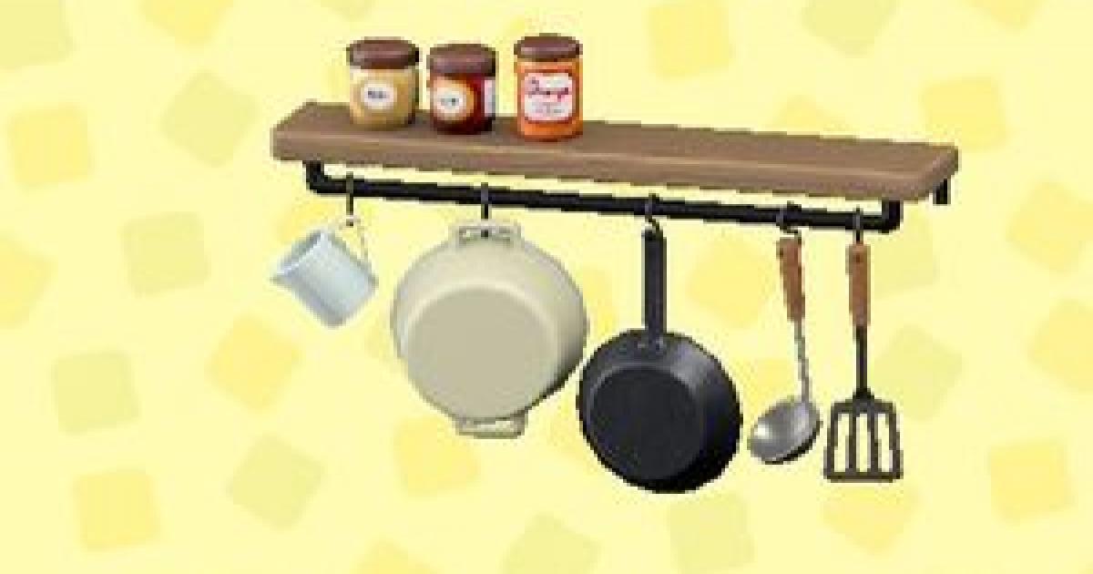 あつ 森 キッチン