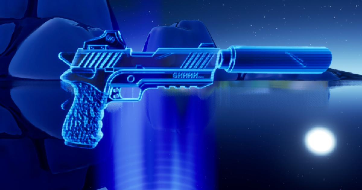 フォート ナイト 二 丁 拳銃
