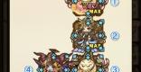 【滅】パリ攻防戦(ロドモン)攻略のおすすめモンスター