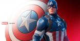 スキン「キャプテン・アメリカ」の情報