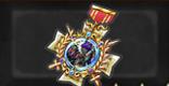 マッスルマジマジシャンの勲章の効果とおすすめ組み合わせ