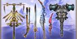 『新世界の礎』武器シリーズ性能一覧|新アーカルム武器
