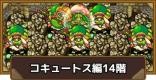 コキュートス編14階攻略|タワポコ