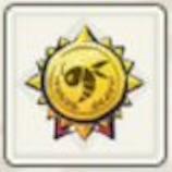 生物研究名譽メダル金