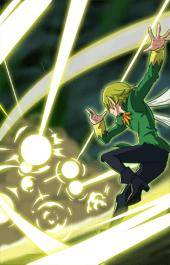 森の守護者ヘルブラム必殺技