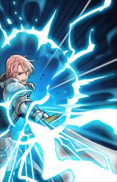 王国の期待の星ギルサンダー必殺技