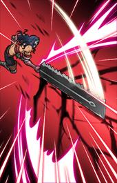 暁闇の咆哮スレイダー必殺技