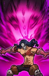 暁闇の咆哮スレイダースキル2